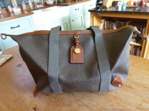 Post 5 clipper bag
